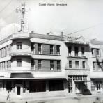 Hotel Naola Ciudad Victoria, Tamaulipas 1950.