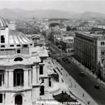 Panorama Por el fotografo Hugo Brehme .