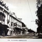 Ave Alvaro Obregon.
