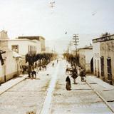 Calle de Lerdo. - Tenango del Valle, México
