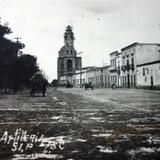 Calle Artilleria.