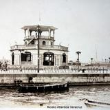 Kiosko Atlantida Veracruz.