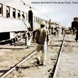 Estacion ferroviaria en el Fortín de las Flores, Veracruz.