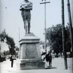 Monumento a los Indios verdes Ciudad de México.