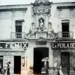 Perfumeria y boneteria El Fenix Ciudad de México.