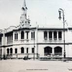 Una escuela moderna Ciudad de México.
