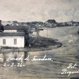 Panorama desde Fenechaco ( Fechada el 6 de Marzo de 1926 ).