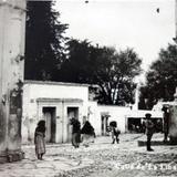 Calle de la Libertad ( Circulada el 17 de Enero de 1946 ).
