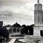 La Plaza Hidalgo.