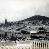Vista parcial ( Circulada el 6 de Enero de 1918 ).