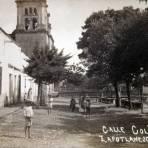 Calle Colon.