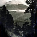 Volcan Popocatepetl Por el fotografo Hugo Brehme