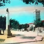 Monumento y Palacio.