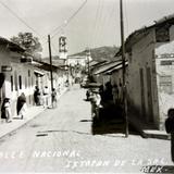 Calle Nacional.