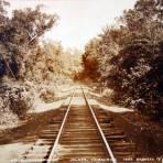 El ferrocarril interoceanico por el fotografo Walter E. Hadsell.