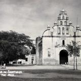 Iglesia de Santiago.