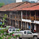 Balcones y tejados
