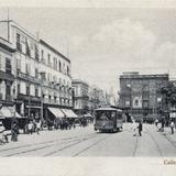 Calle Empedradillo (hoy, Monte de Piedad)