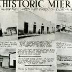 Escenas sobre la expedición militar texana sobre Mier, en 1842