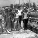 Pescadores en Veracruz