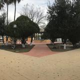 Plaza Principal de Los Herreras, Diciembre 2018