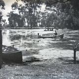 Vivero de Truchas en Coyoacán ( Fechadfa el 13 deJulio de 1940 )
