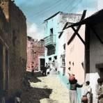 Callejon de Las Peñitas.