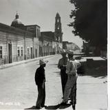 Calle Guanajuato.