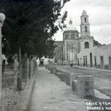 Calle y Templo.