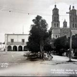 Plaza principa ( Circulada el 14 de Septiembre de 1943 )l.