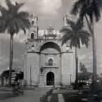 La Iglesia de San Cristobal.