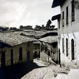 Callejon de La Cruz.