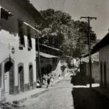 Calle de Montealegre ( Circulada el 25 de Mayo de 1958 ).