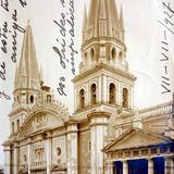 La Catedral ( Circulada el 7 de Julio de 1927 ).