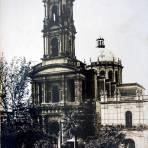 Templo de San Jose Guadalajara, Jalisco.