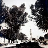 Paseo y parque Guadalupe Hidalgo.