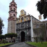 Templo de Santa Cruz Tlaxcala. Junio/2018