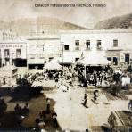 Estacion Independencia Pachuca, Hidalgo.