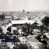 Vista desde la cruz ( Circulada el 28 deFebrero de 1944 ).