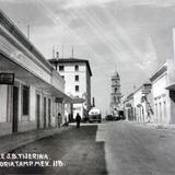 Calle J B Tijerina.
