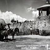 Transporte tipico Acapulquito Chapala, Jalisco.