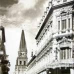 Avenida 16 de Septiembre ( Circulada el 2 de Octubre de 1934 ).