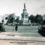 Estatua de Cuahutemoc  Ciudad de México
