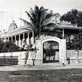 Casa de beneficiencia Española. ( Circulada el 14 de Octubre de 1924 ).