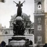 Estatua de La Independencia Puebla .