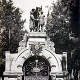 Monumento a los franceses caidos Puebla, Puebla.