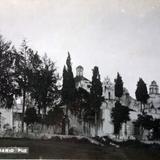 El Calvario Puebla, Puebla.