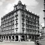 Hotel Majestic.