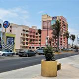 Hoteles en la Avenida del Mar