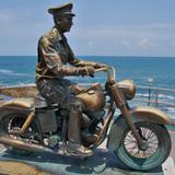 Estatua a Pedro Infante